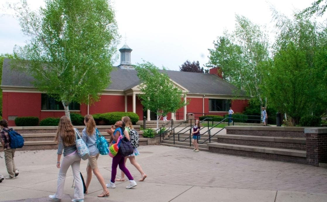 뉴욕 보딩스쿨 앨런데이 컬럼비어 스쿨 Allendale Columbia School