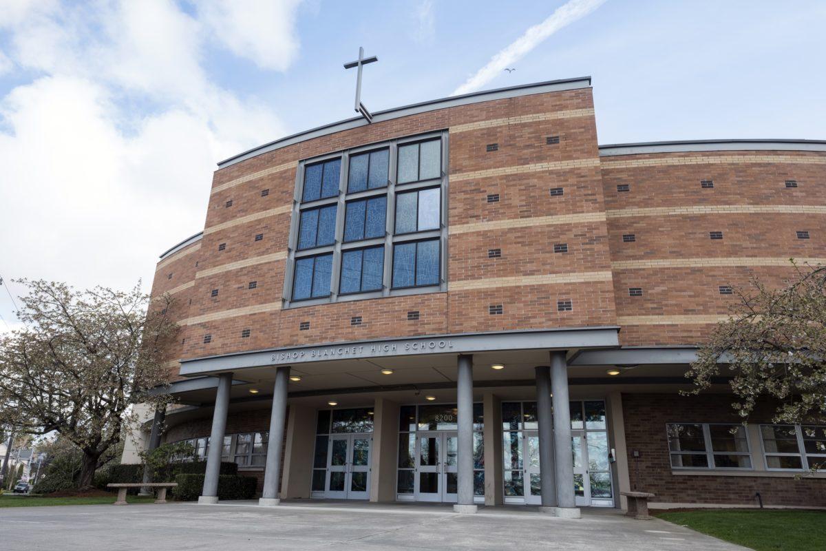 시애틀조기학교 Bishop Blanchet High Schoo
