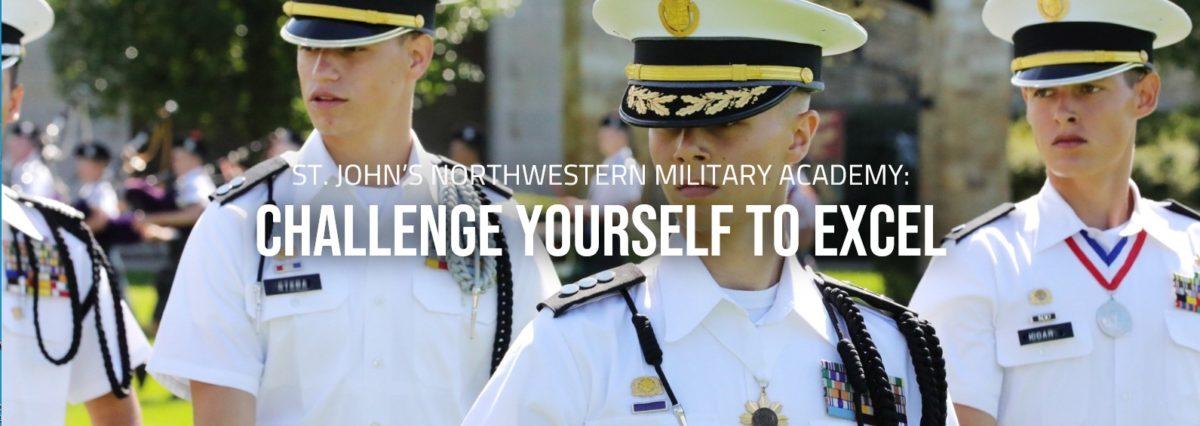 세인트존스 노스웨스턴 밀리터리 아카데미 St.John's Northwestern Military Academy