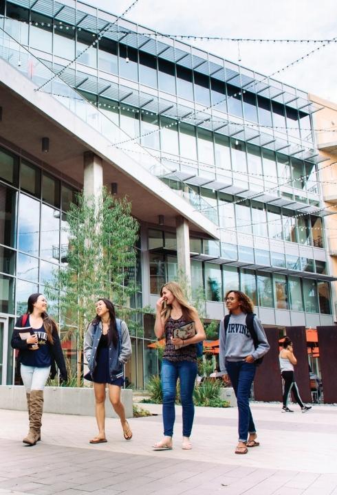 얼바인 동반유학 추천학교 UCI University of California Irvine
