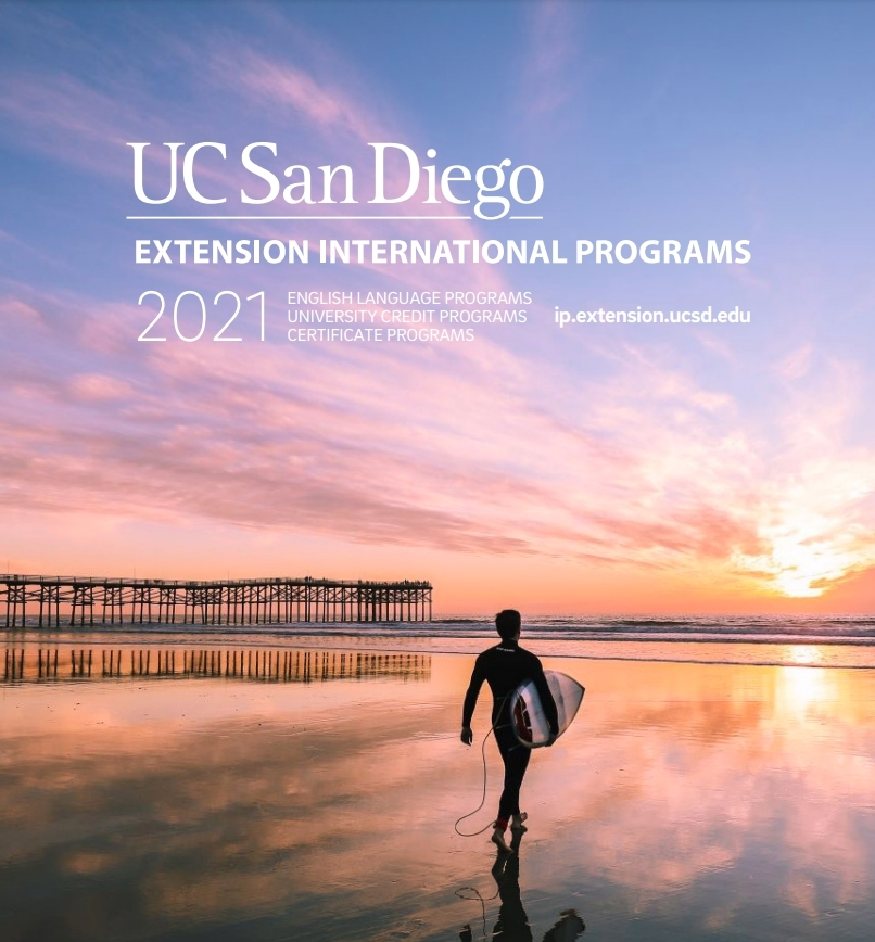 샌디에고 동반유학 University of California San Diego Extension ELI