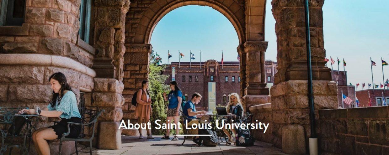 스터디 유학 F1 비자 진행 덕분에 Saint Louis University 박사 졸업 할 수 있게 되었네요.
