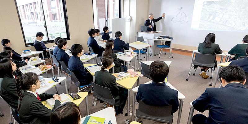 센다이 이쿠에이 고등학교 특별진학코스 - 미야기노 캠퍼스