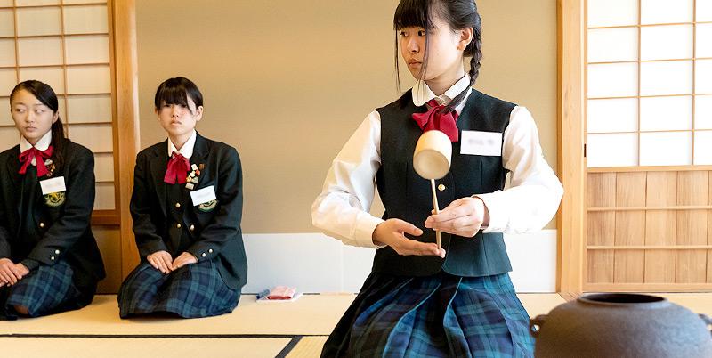 센다이 이쿠에이 고등학교 외국어 코스 - 타가조 캠퍼스