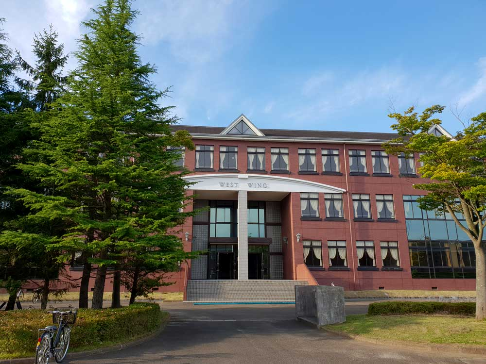 센다이 이쿠에이 고등학교